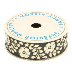 Blumen-Band 3cm - 9m