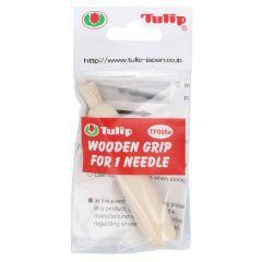 Tulip Holz Halter für 1 Filznadel - 3Stk