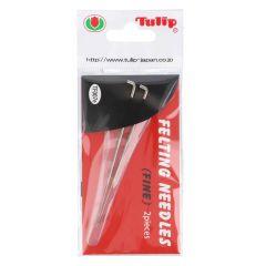 Tulip Trockenfilznadeln fein - 3Stk