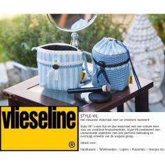Vlieseline Musterprobe Style-Vil - 1Stk