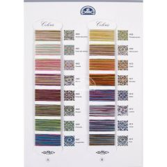 DMC Farbkarte Coloris - 1Stk