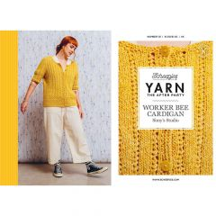YARN The After Party Nr.121 Worker Bee Cardigan - 20Stk