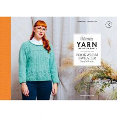YARN The After Party Nr.123 Bookworm Sweater - 20Stk
