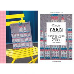 YARN The After Party Nr.126 Skyscrapers Tablet Cvr - 20Stk