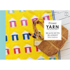 YARN The After Party nr.135 Beach Huts Blanket - 20Stk
