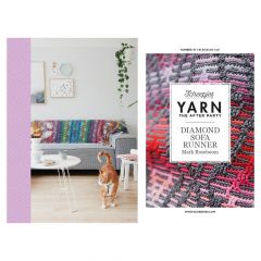 YARN The After Party Nr.47 Diamond Sofa Runner - 20Stk