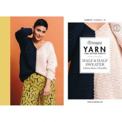YARN The After Party nr.88 Half & Half Sweater - 20Stk