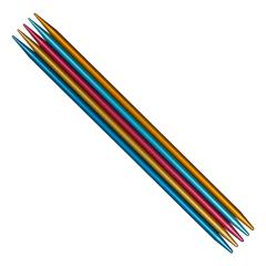 Addi Colibri Strumpfstricknadeln 23cm 5.50-8.00mm - 5Stk