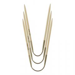 Addi CraSyTrio Bambus 24cm 2.00-5.00mm - 5Stk
