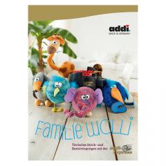 Addi Buch Wollis mit Addi Express Deutsch - 1Stk