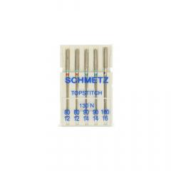 Schmetz Karton Box Nachstick 80-12 - 100-16 - 30Stk