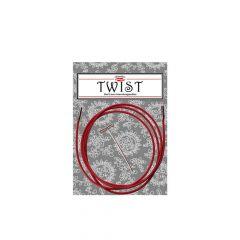 ChiaoGoo Twist Red Seile 93cm - 3Stk