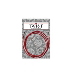 ChiaoGoo Twist Red Seile 125cm - 3Stk