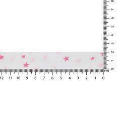 DMC Baby Stars Schrägband große Sterne - 20m