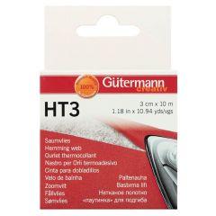 Gütermann HT3 Saumvlies 3cm - 10m