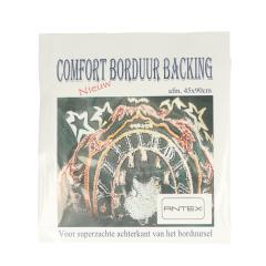 Antex Comfort Stickerei-Rückseite45x90cm - 1Stk