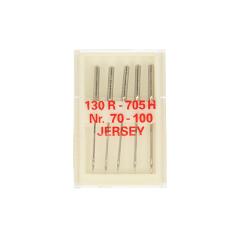 Nähmaschinen-Nadeln Jersey Nr. 70-100 - 10Stk
