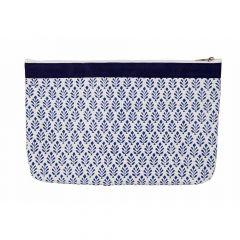 KnitPro Reverie Reißverschlusstasche Stoff - 1Stk
