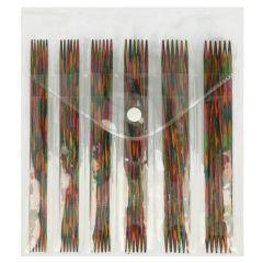 KnitPro Symfonie Strumpfstricknadeln Set 10-15cm - 1Stk