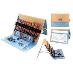 KnitPro Ginger austauschbare Rundstricknadeln Set - 1Stk