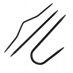 KnitPro Zopfnadel aus Metall 2.50-3.50mm - 3Stk