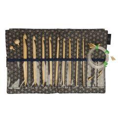 Seeknit Shirotake austauschbare Häkelnadeln Set 14cm - 1Stk
