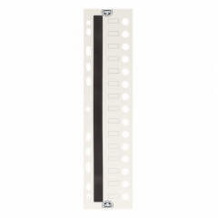 DMC Projektkarten mit Magnetstreifen- 1x3Stk