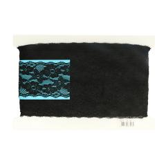 Nylon Spitzenband elastisch 67mm - 25m