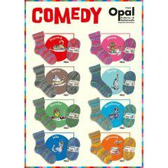 Opal Comedy Sortiment 5x100g - 8 Farben - 1Stk