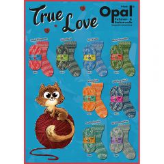 Opal True Love Sortiment 5x100g - 8 Farben - 1Stk