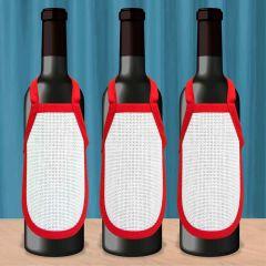 Tisse de Marie Stickpackung Flaschenschürze - 3Stk