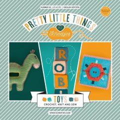 Scheepjes Pretty Little Things-Klein Maar Fijn Nr.02 - 20Stk