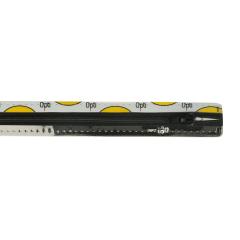 Optilon Reißverschluss S40 Rock 10cm A