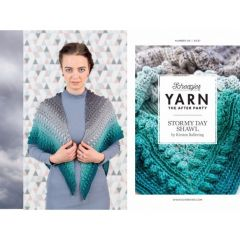 YARN The After Party Nr. 09 Stormy Day Shawl - 20Stk