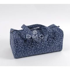 DMC Blue Boxes Stricktasche 21x42x19cm - 1Stk