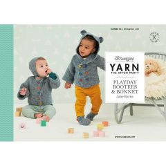YARN The After Party N.110 Playday Bootees-Bonnet - 20Stk