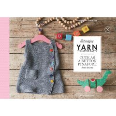 YARN The After Party Nr.113 Cute Button Pinafore DE - 20Stk