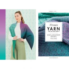 YARN The After Party Nr.32 Exclamation Shawl - 20Stk
