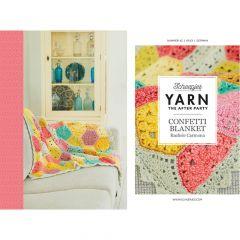 YARN The After Party Nr.42 Confetti Blanket - 20Stk