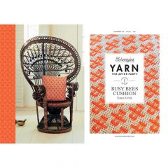 YARN The After Party Nr.44 Busy Bees Cushion - 20Stk