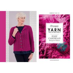 YARN The After Party Nr.48 Posy Cardigan - 20Stk
