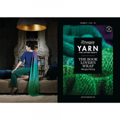 YARN The After Party Nr.51 Book Lover's Wrap - 20Stk
