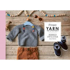 YARN The After Party Nr.83 Bibbed Sweater - 20Stk