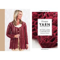YARN The After Party Nr.90 Sunflare Cardigan - 20Stk